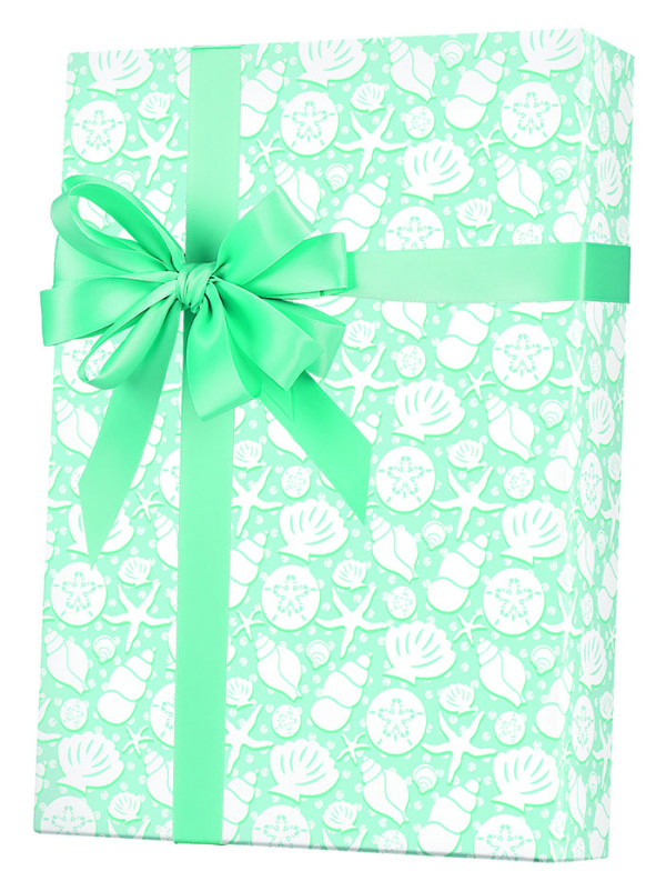 Seashells Wrapping Paper