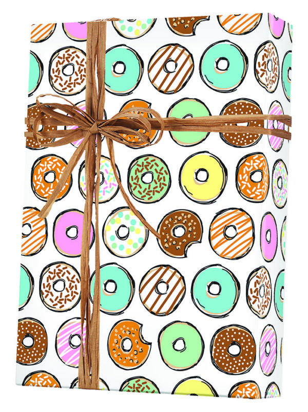 One More Bite Wrapping Paper