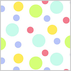 Island Dots Printed Tissue Paper