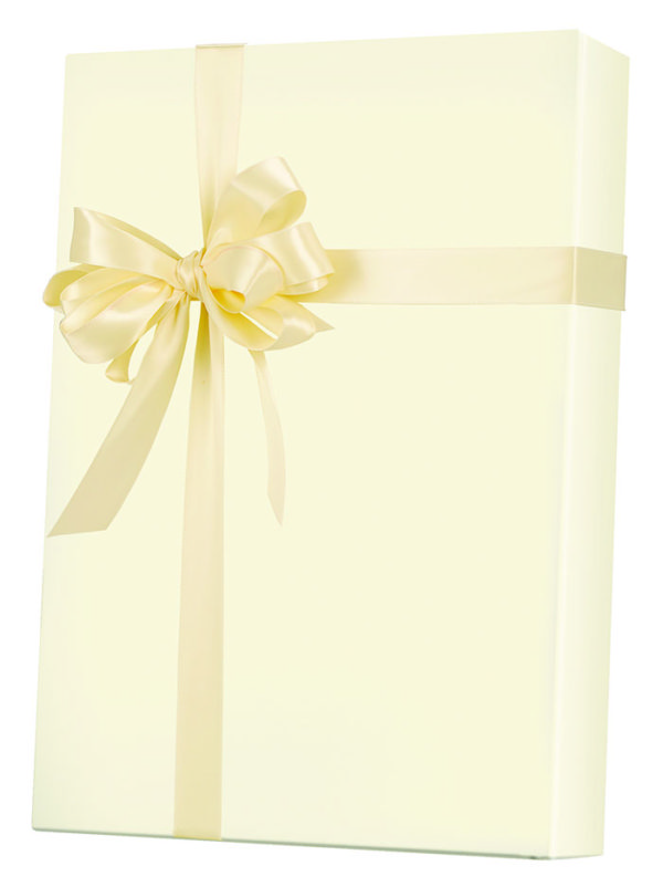 Champagne Pearl Wrapping Paper