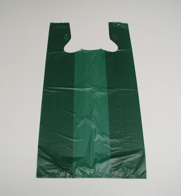 High D T-Shirt Bag - Dark Green