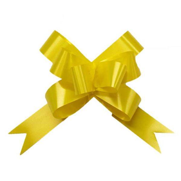 Daffodil Pull Bow