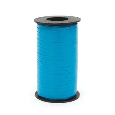 Caribbean Blue Curling Ribbon
