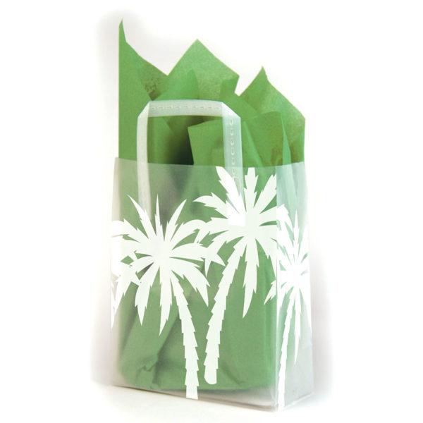 Palms - Printed Tri-Fold Shopping Bag