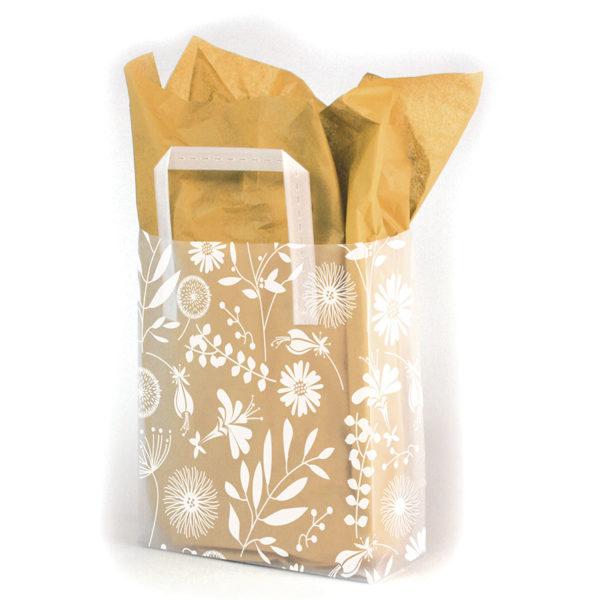 Field Mix - Printed Tri-Fold Shopping Bag