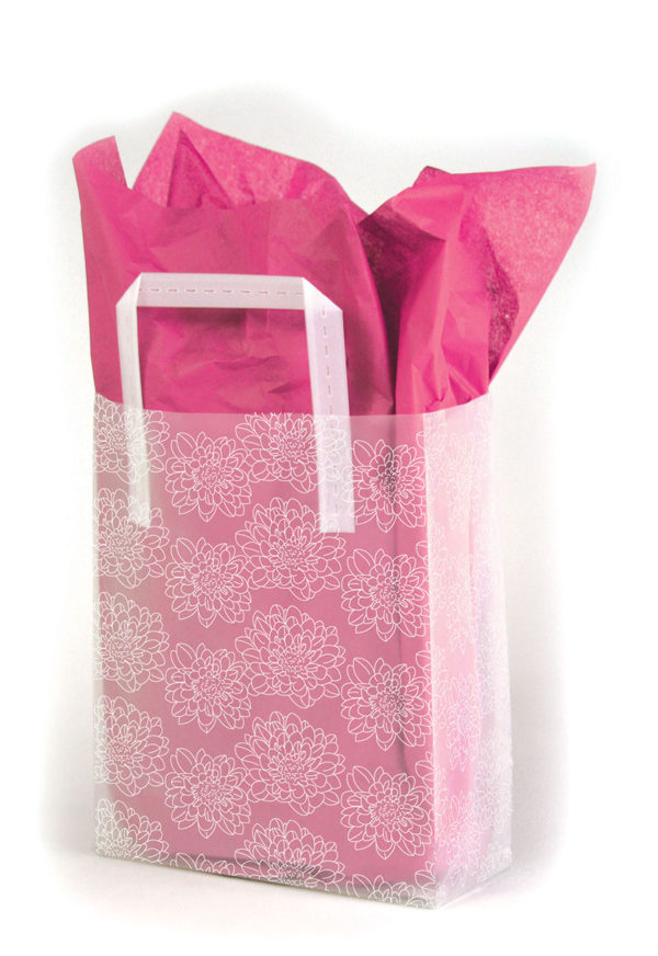 Mums - Printed Tri-Fold Shopping Bag