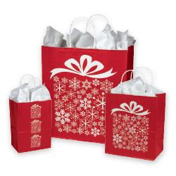 Presents Please Paper Shoppers