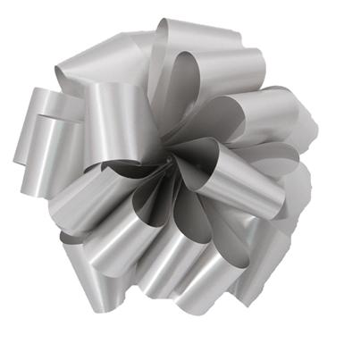 Silver Notched Bow