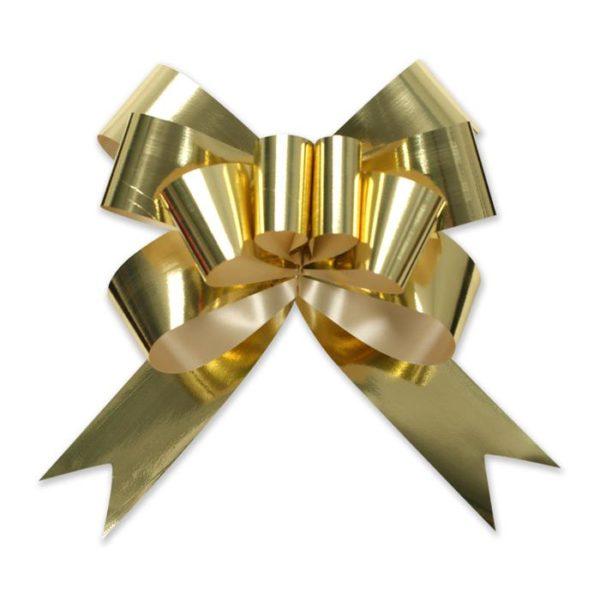 Gold - Glitter Bow