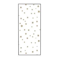 Gold Stars Printed Cello Bag