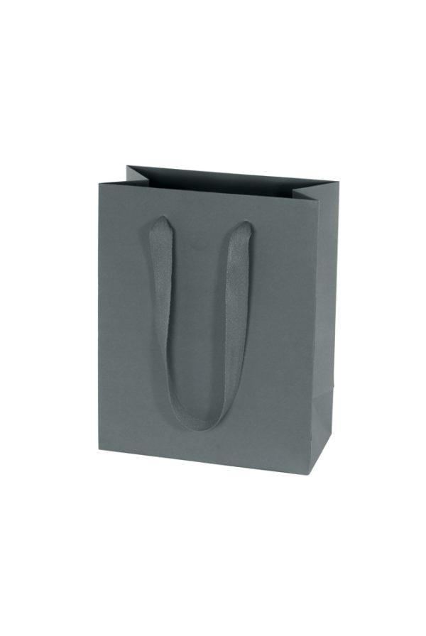 Gray Manhattan Bag
