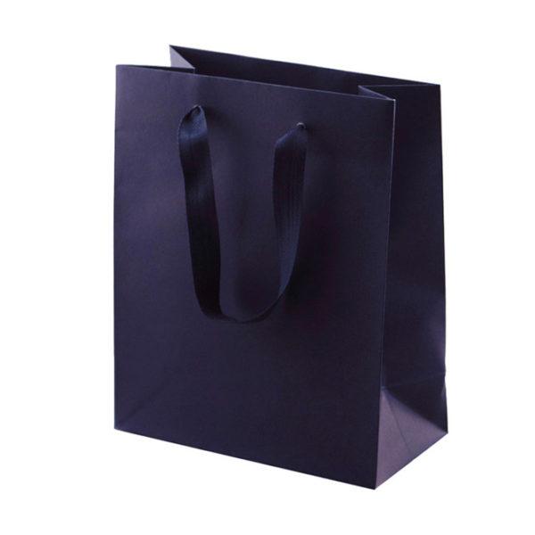 Navy Manhattan Bag - Recycled