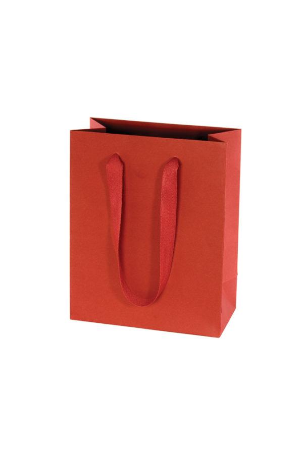 Red Manhattan Bag