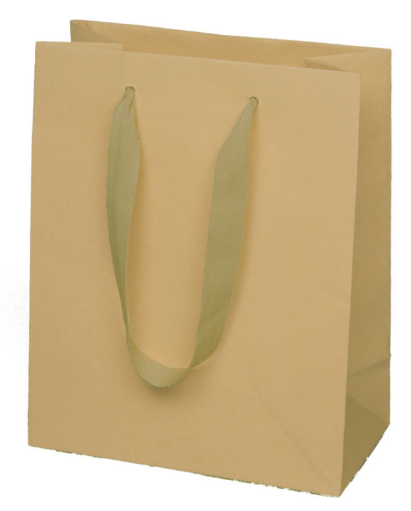 Natural Kraft Manhattan Bag