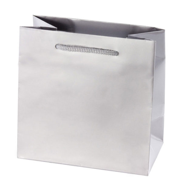 Platinum Gloss Eurotote Bag
