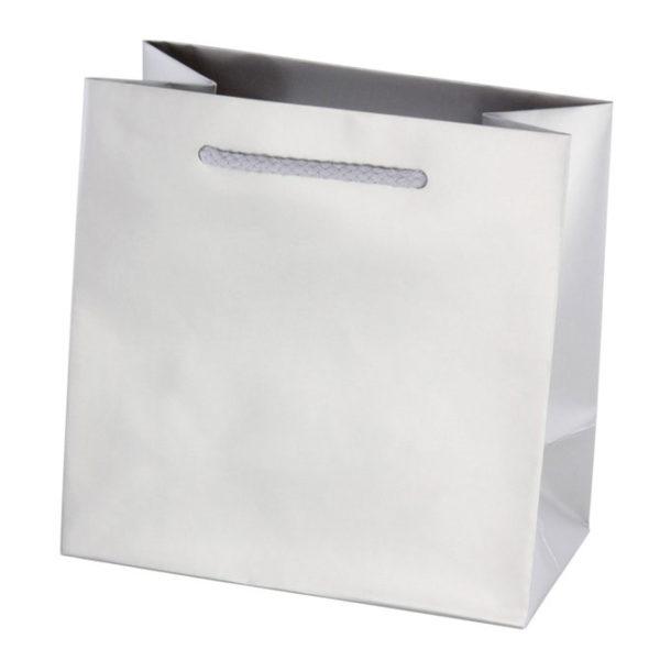 Platinum Matte Eurotote Bag