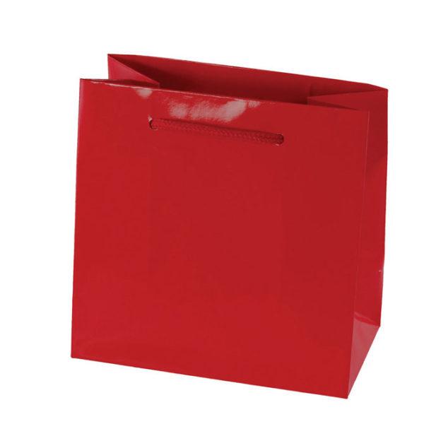 Red Gloss Eurotote Bag