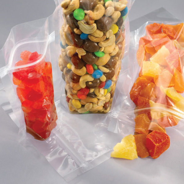 Zipper Pouches Plastic Bags