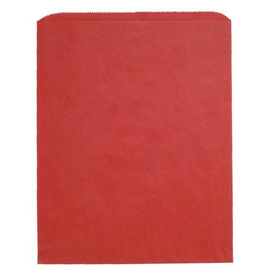 Red Paper Merchandise Bag
