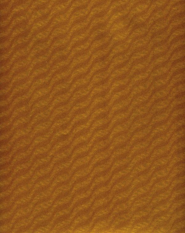 Antique Gold Rythm Wrapping Paper