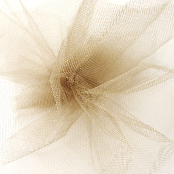 Antique Gold Tulle