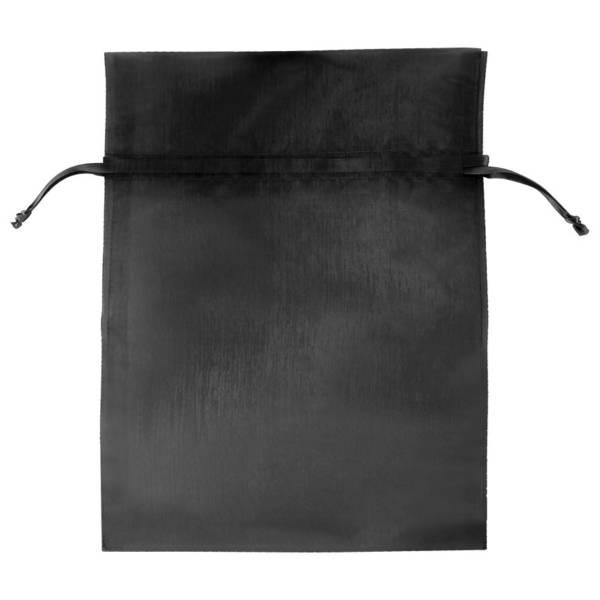Black Organza Bag