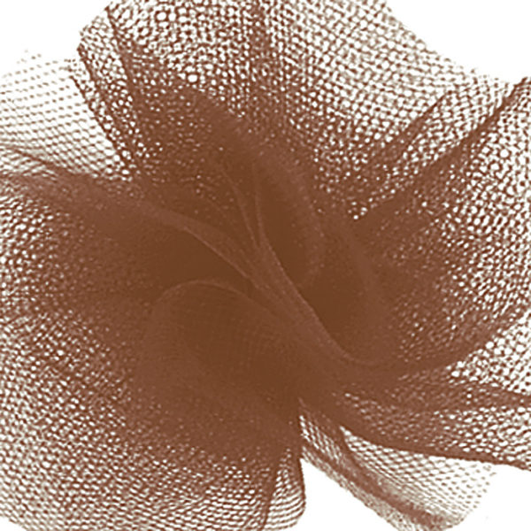 Chocolate Tulle