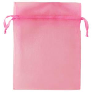 Organza Bags, 5-1/2 x 9